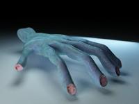 free max mode hand