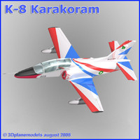 Hongdu K-8 Karakorum Pakistan Air Force