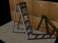 ladder dxf free