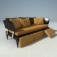 Reclining Day Bed Couch