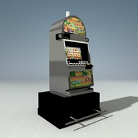 Casino Round Top Slot Machine 2