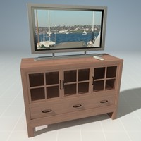 max hutch tv stand video