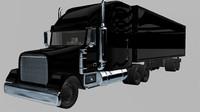 semi truck ma