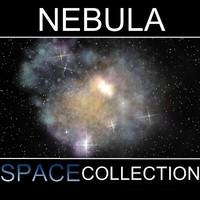 3d space nebula