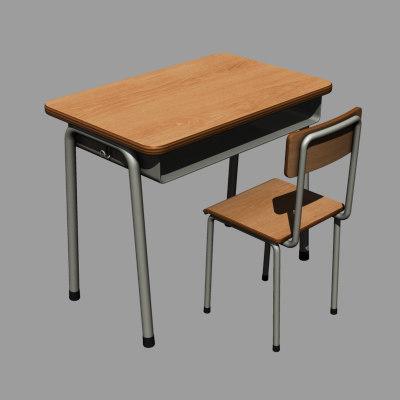 School Desk School desk