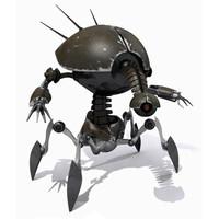 3ds robot evil