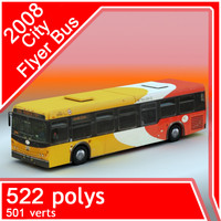 2008 City Flyer Bus
