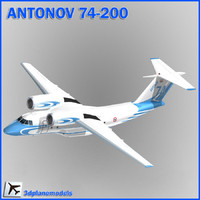 antonov transport egypte air force 3d 3ds