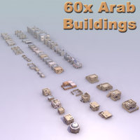 60 Arab Buildings Multi