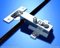 concealed hinge max