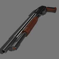 ma shotgun