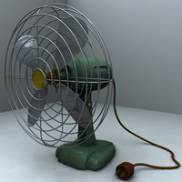 Vintage Era Fan