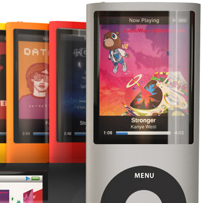 apple ipod nano 4g max - Apple iPod nano 4G... by wither.org