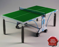 Ping-pong table Ketler