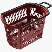Supermarket basket