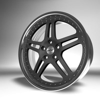 3d model dpe r05 wheel lip