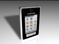 samsung sgh-f480 3d dxf