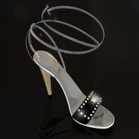 Stiletto Couture High Heel Shoe
