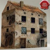 3d model arab house v9