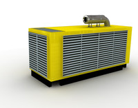 Generator Container (Canopy)