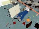 crime scene 3D models
