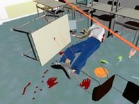 max crime scene
