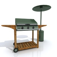 Outdoor Heater & BBQ