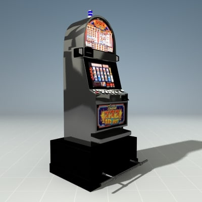 rigged slot machine
