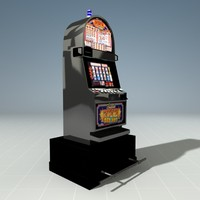 Casino Round Top Slot Machine