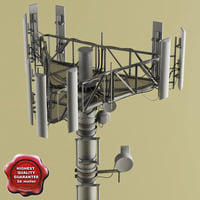 Telecommunication Tower V5