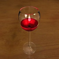 Strong Wine_Wine Glass