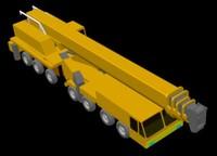 crane demag 3d dwg