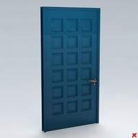 door dxf