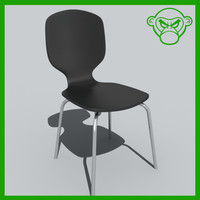 3ds desk chair