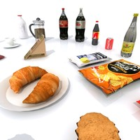 Food and Drink Set