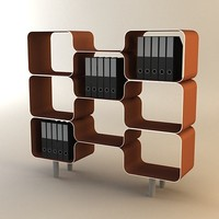 3d model cabinet furniture