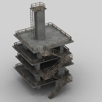 industrial 3d 3ds