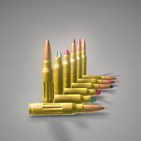 3d bullet pack