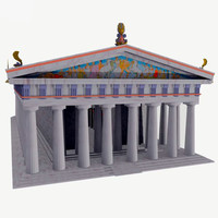 maya parthenon updated