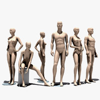 Manikin collection