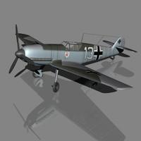 Messerschmidt BF109E