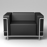 Cassina LC3 Chair