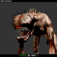 max claw creature dog mutant