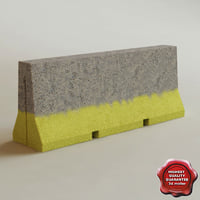 Concrete Barrier V1