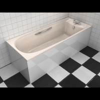 Bathtub-MeshHi.zip