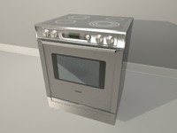 Bosch Stainless Oven and Cooktop