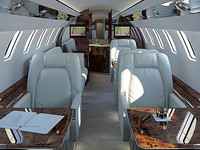 Airplane Cabin S21