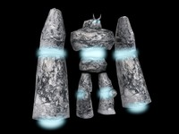 3d max lava rime