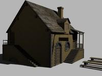 medieval inn 3ds