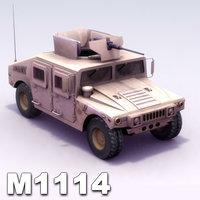 M1114 HMMWV